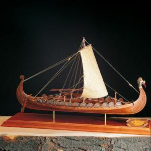 Viking longboat 1/50