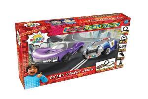 Micro Scalextric Ryans World Street Chase