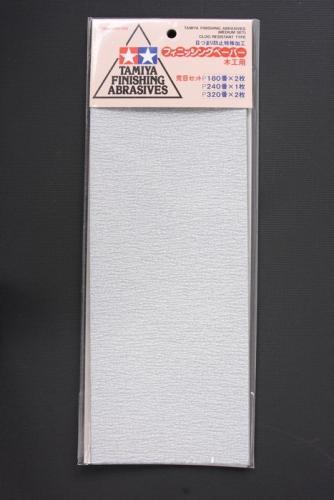 Finishing Abrasives (Medium)
