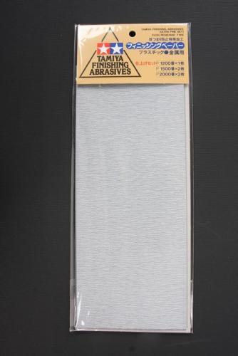 Finishing Abrasives (Ultra Fine)