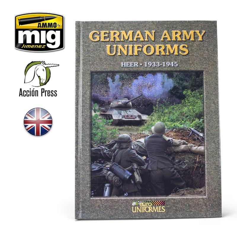 GERMAN ARMY UNIFORMS - HEER (1933-1945)
