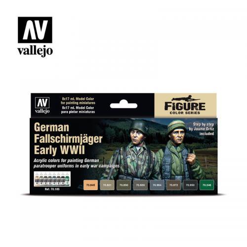 German Fallschirmjäger Early WWII