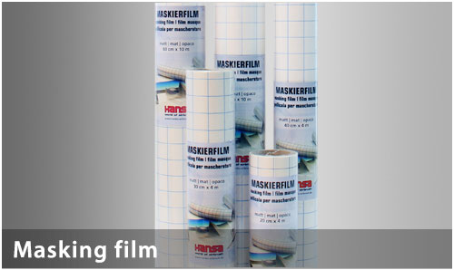 Masking Film x1 (20cmx4m)