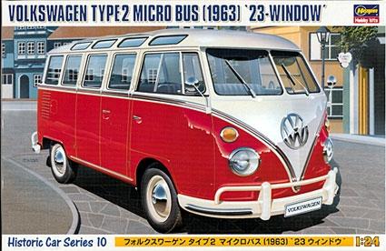 Volkswagen Micro Bus 1963 1/24