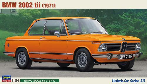 BMW 2002 tii 1/24