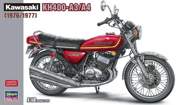 KAWASAKI KH400-A3/A4 1/12