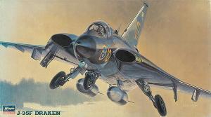 J-35F Draken 1/72