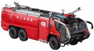 Rosenbauer Panther 6x6 Airport Crash Tender 1/72