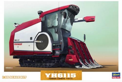 YANMAR COMBINE YH6115 1/35