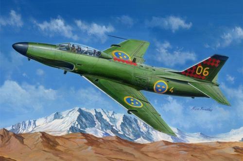 SAAB J-32B/E Lansen 1/48