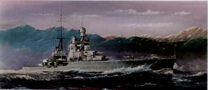"Pola ""1941"" - Italian Heavy Cruiser 1/350"