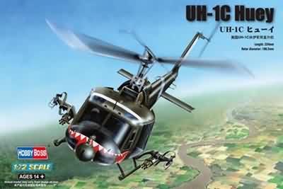 UH-1C Huey 1/72