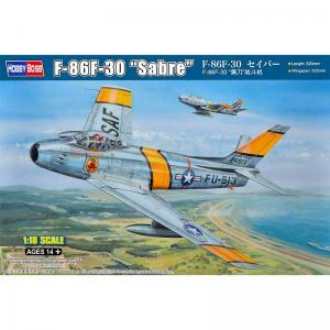 F-86F-30 Sabre 1/18