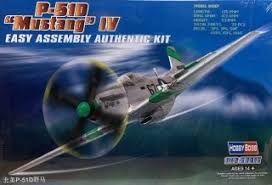 P-51D Mustang inkl. SE DECAL 1/72