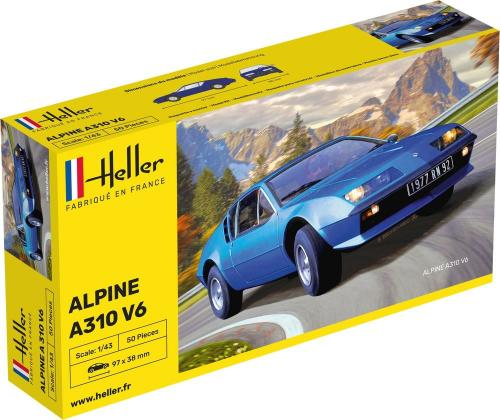 Alpine A310 V6 1/43