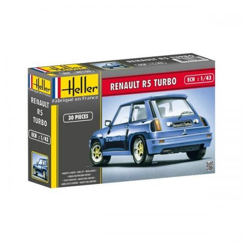 Renault R5 Turbo 1/43