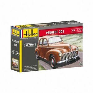 Peugeot 203 1/43