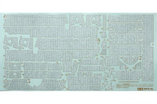 Elefant 1/35 Zimmerit Coating Sheet