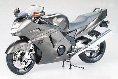 Honda CBR 1100XX - Super Blackbird 1/12