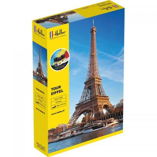 Presentset The Eiffel Tower H. 48 cm 1/650