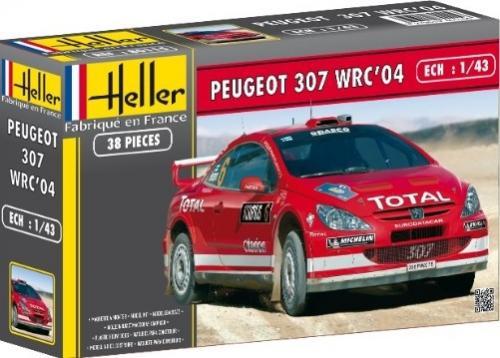 Peugeot 307 1/43