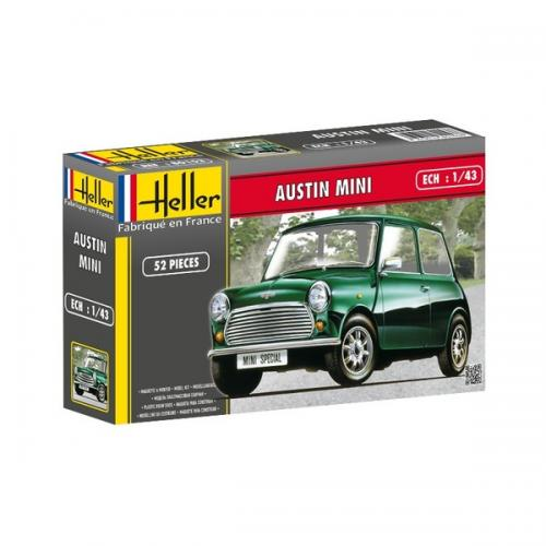 Austin Mini 1/43