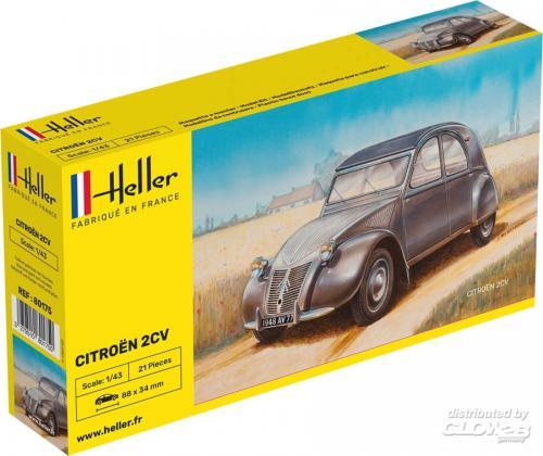 Citroen CV 2 Classic 1/43