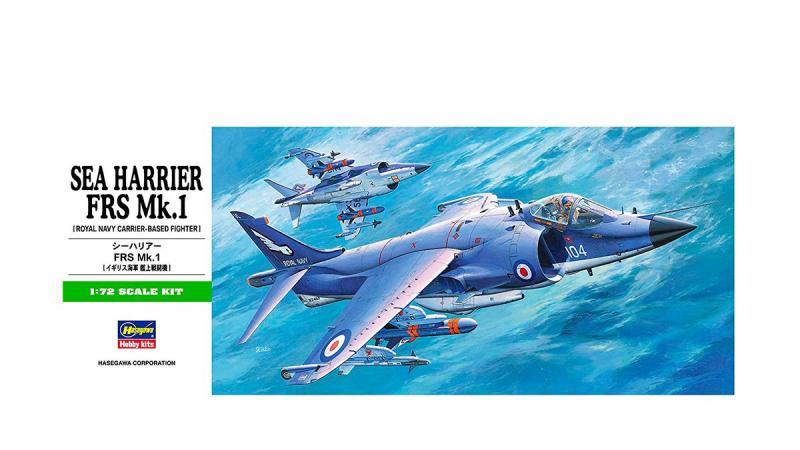 Sea Harrier Frs MK.1 1/72