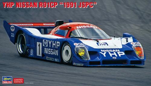"YHP NISSAN R91CP ""1991 JSPC"" 1/24"
