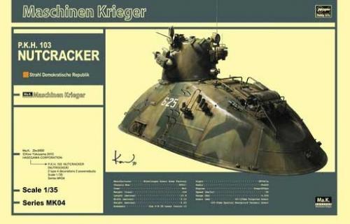 P.K.H. 103 Nutcracker 1/35