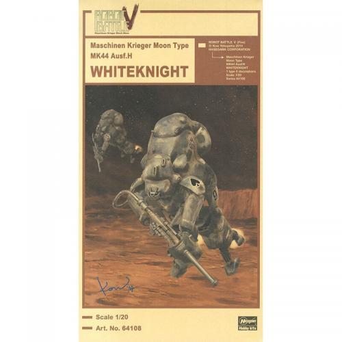 MK44 Whiteknight Moon Type Ausf. H 1/20