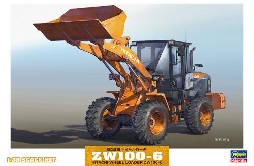 HITACHI WHEEL LOADER ZW100-6 1/35