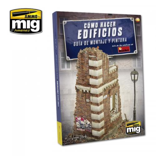 HOW TO MAKE BUILDINGS. BASIC CONSTRUCTION AND PAINTING GUIDE (English)