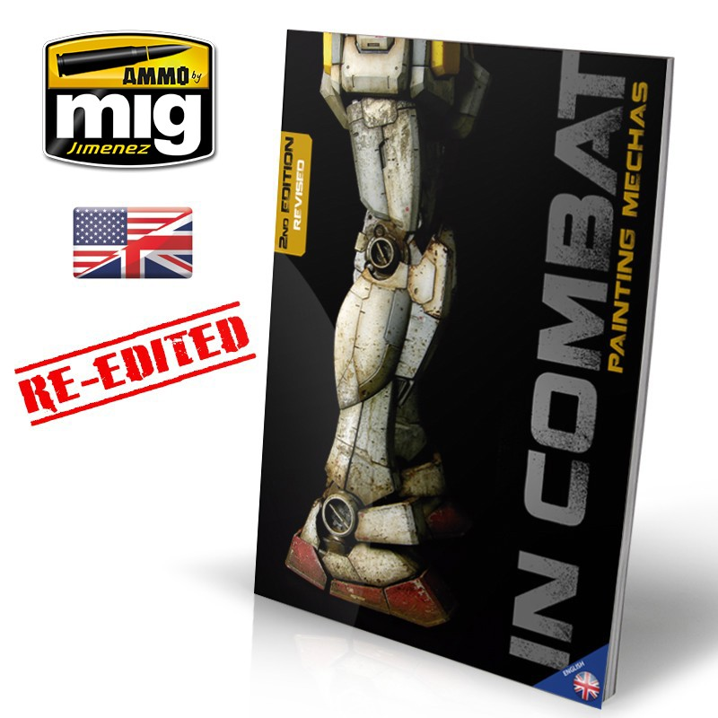 IN COMBAT  PAINTING MECHAS (ENGLISH)