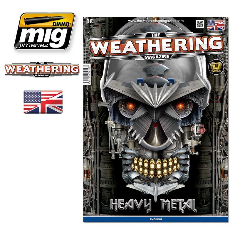 Issue 14. Heavy Metal (English)