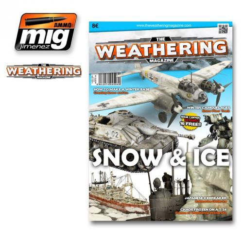 The Weathering Magazine - Issue 7. SNOW & ICE English
