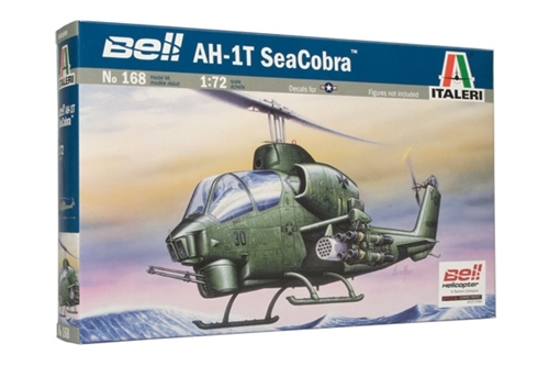 AH - 1T SEA COBRA 1/72