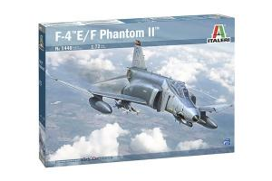 F-4E/F Phantom II 1/72
