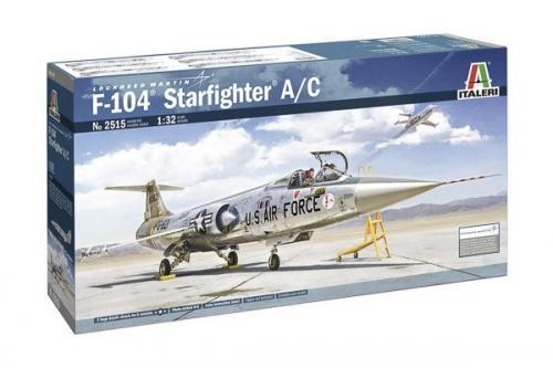 F-104 A/C STARFIGHTER 1/32