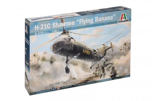 "H-21C SHAWNEE ""FLYING BANANA"" 1/48"