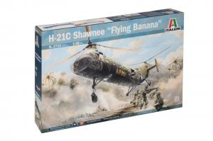 "H-21C SHAWNEE ""FLYING BANANA"" 1/48"