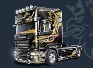 Scania R730 V8 Topline Imperial 1/24