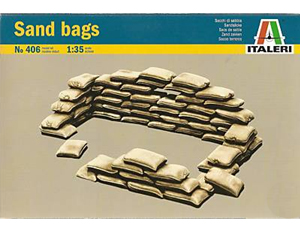 Sand bags 1/35