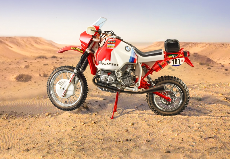 BMW 1000 1985 Gaston Rahier 1/9