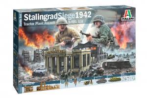 Battleset Stalingrad Factory 1/72