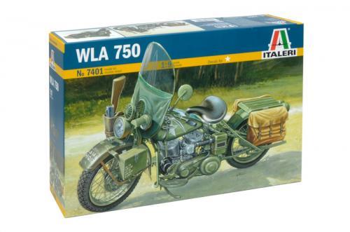 Harley Davidson WLA 750 1/9
