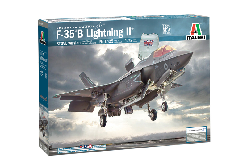 F-35 B LIGHTNING II 1/72