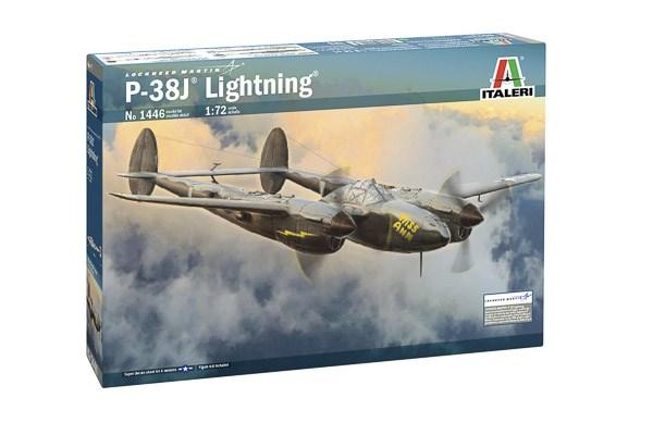 Lockheed P-38J Lightning 1/72
