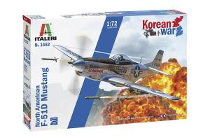 """F-51D """"Korean War"""" 1/72"""