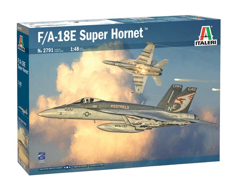 "F/A-18-E ""SUPER HORNET"" 1/48"